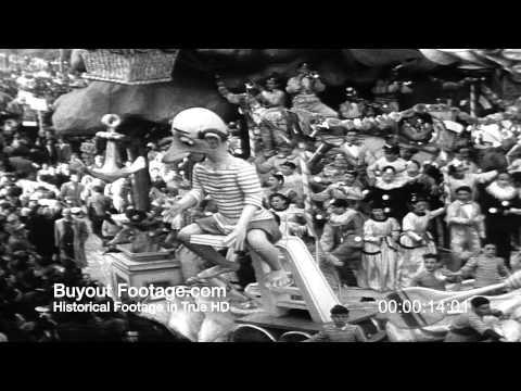 hd-stock-footage-viareggio-in-italy-1948-newsreel
