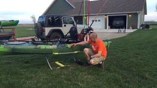 Kayak Anchor Rigging