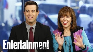 Carson Daly Shares Goodbye Note Mom Wrote 19 Years Before Death | News Flash | Entertainment Weekly