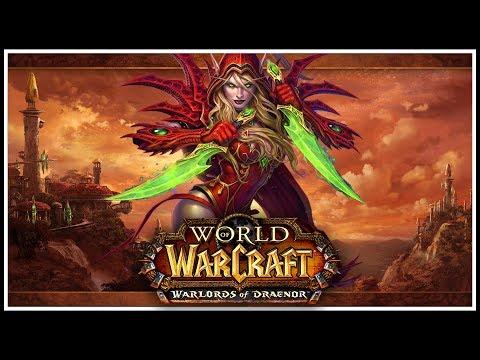 [World Of Warcraft] - Ep 251 - Vindicte pour la lumière / Mongréthode tué [FR] [HD1080]