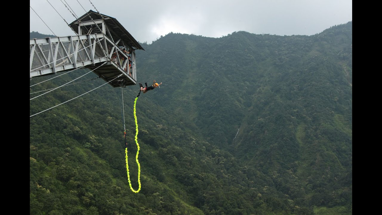 Bungee Pokhara by HighGround Adventures