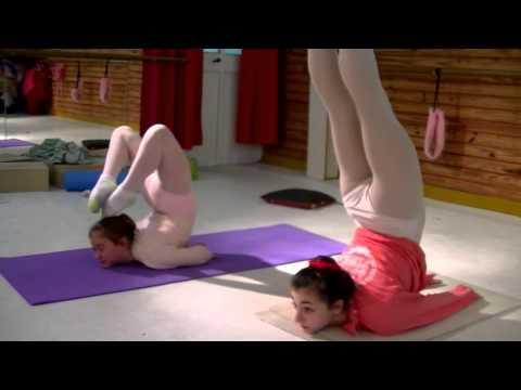 Escuela Sudamericana de Ballet-3rd part-Ballet flexibility-New stretching exercises-Ballet class-