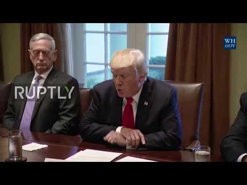 USA: Iran has not lived up to 'spirit' of nuclear deal - Trump