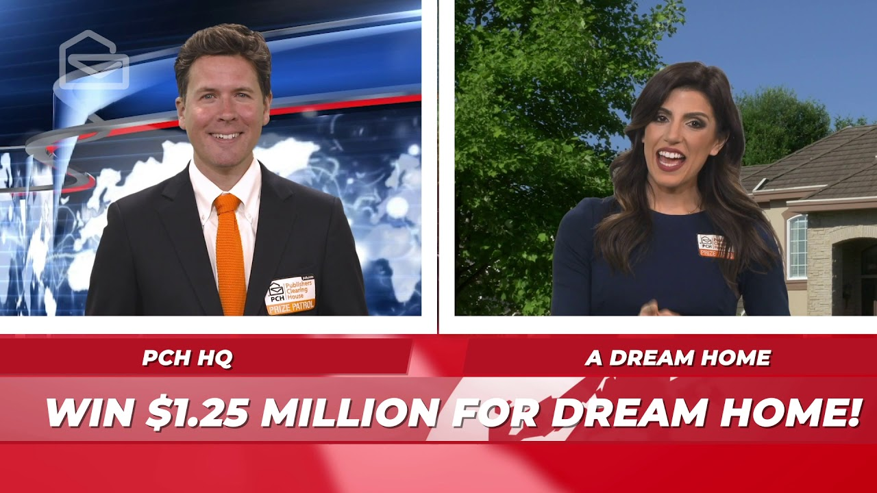Publishers Clearing House Dream Home Sweepstakes
