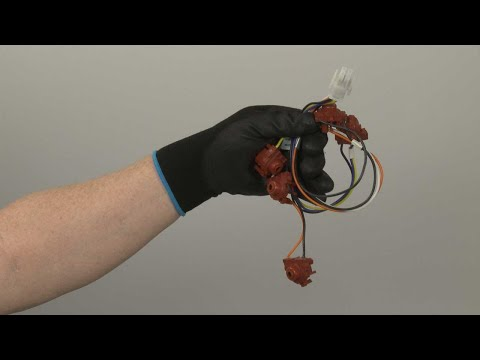 Spark Switch Wire Harness – Kitchenaid Gas Downdraft Cooktop Repair (Model #KCGD506GSS00)