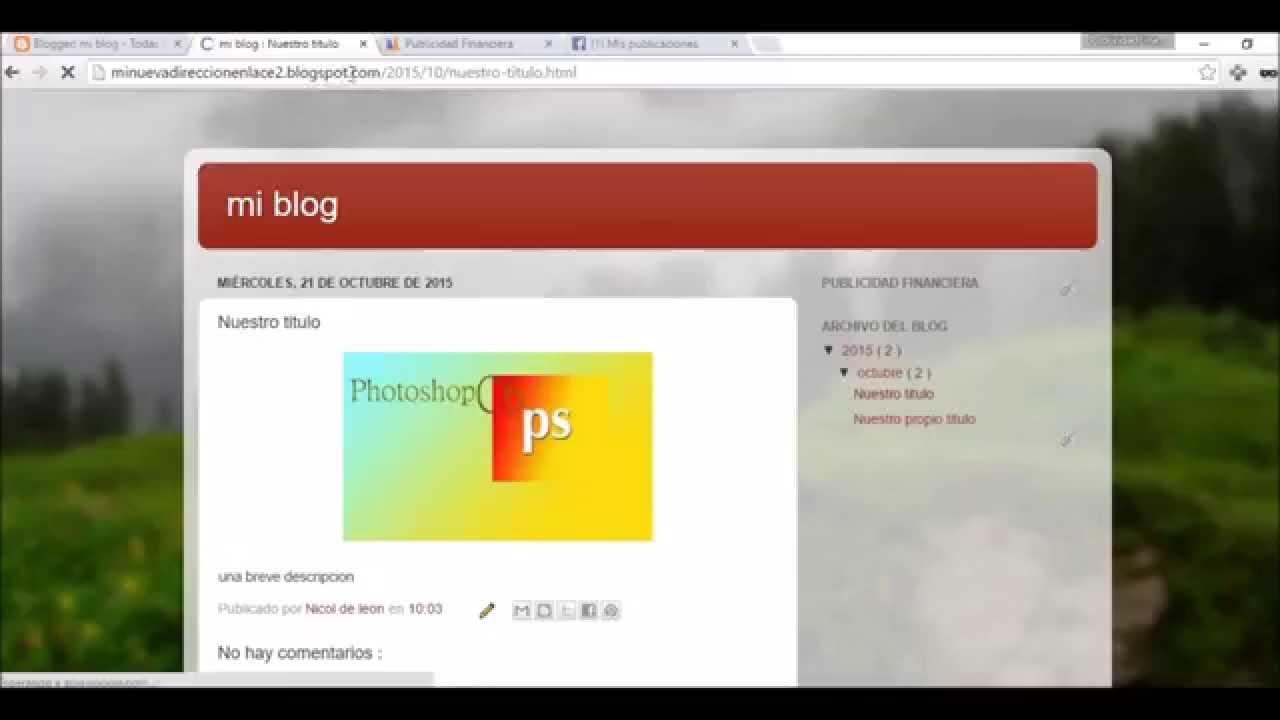 Como Monetizar Tu Sitio Web Con Publicidad Financiera