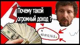 Почему такой огромный доход у Анатолия Шария