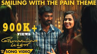 Download Hindi Video Songs - Smiling With The Pain Theme - Velai Illa Pattadhaari