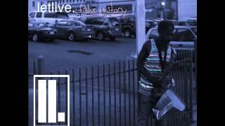 Letlive - The Sick, Sick, 6.8 Billion