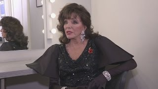 Dame Joan Collins recalls where she was during 9/11