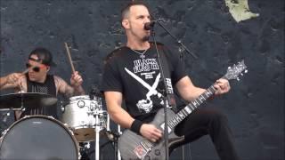 Tremonti - Cauterize (Live - Graspop Metal Meeting 2015 - Belgium)