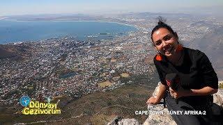 Dünyayı Geziyorum - Cape Town/2 - 15 Nisan 2018