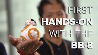 First hands-on with the BB-8 toy from Star Wars: The Force Awakens