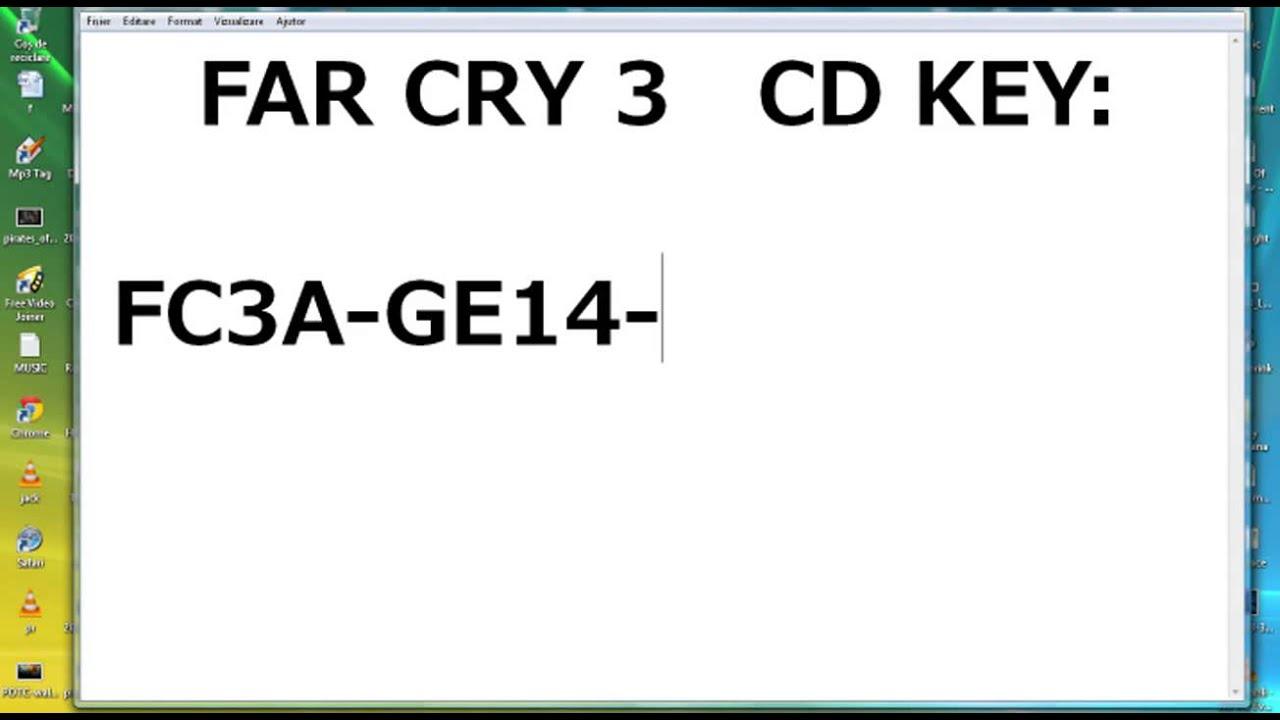 FARCRY 3 - CD KEY