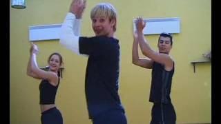 Танцевальная аэробика худеем танцуя