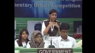 btv debate 2015 dhanmondi tutorial vs baf shaheen school part 1