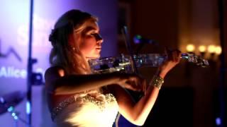Night Flight Remix (Vanessa Mae) - Live Performance (HD) - Electric Violinist - Kate Chruscicka