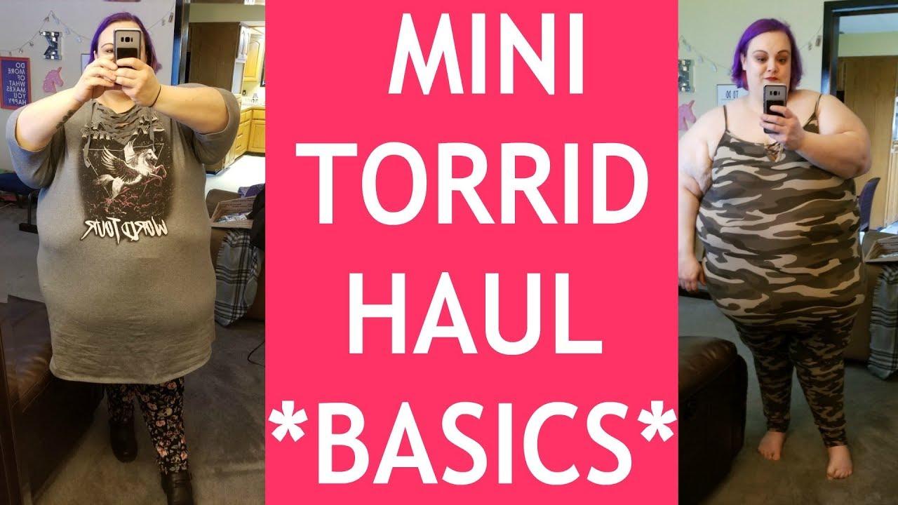 4e33c3b56e8c1 Mini Torrid Haul - Camo and Camis - YouTube