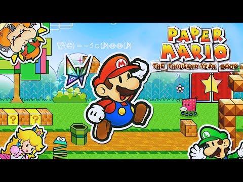 Paper Mario #44 Misterios en el Ricachón Express