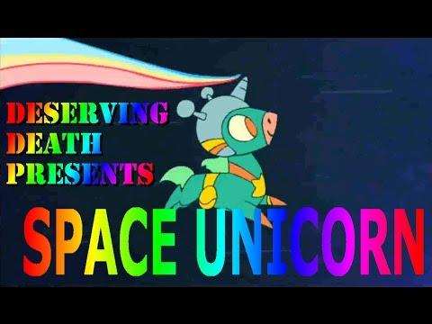 Parry Gripp - Space Unicorn (Cover, quasi a cappella)