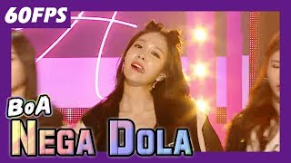 60FPS 1080P | BoA - Nega Dola, 보아 - 내가 돌아 Show Music Core 20180203
