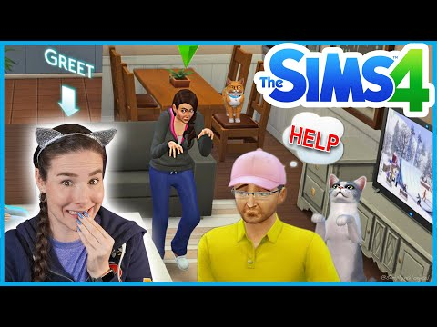 Recreating My Life in The Sims