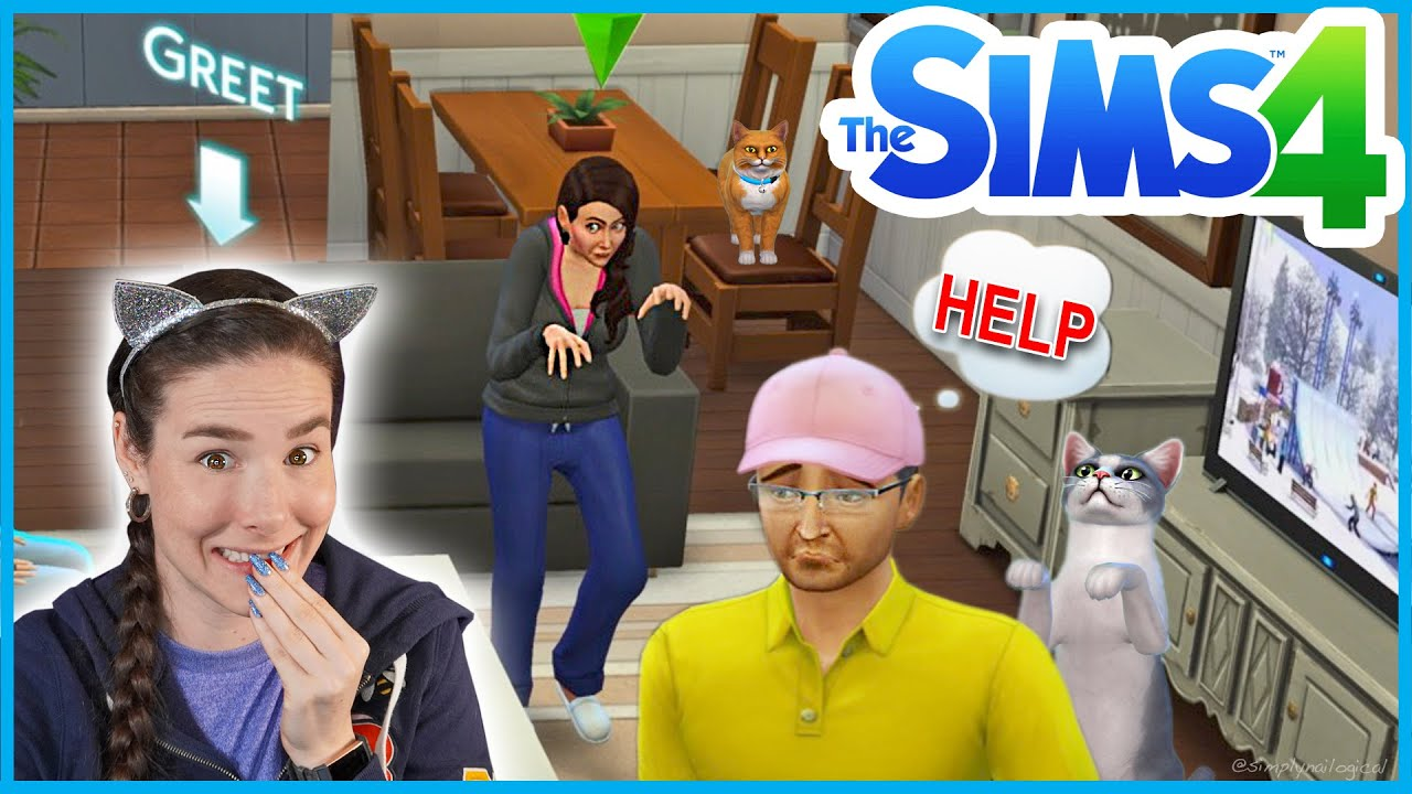 Recreating My Life in The Sims thumbnail