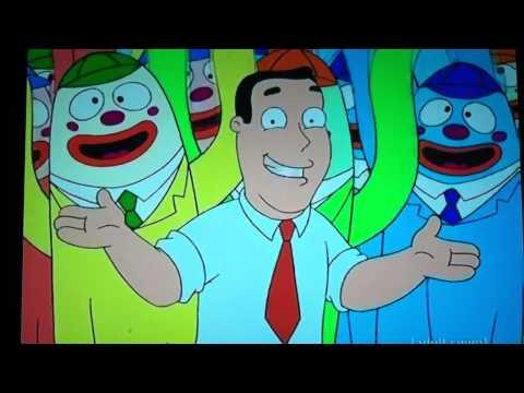 Wacky waving inflatable arm flailing tube man hookup