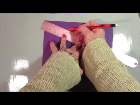 Explosion Swap Box - Something New To Swap!! Easy & Fun to make!