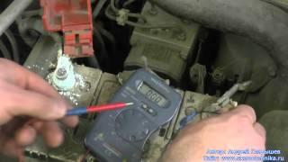 Как нельзя экcплуатировать автомобильный аккумулятор!(, 2015-04-22T14:42:48.000Z)