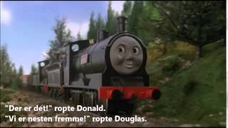Bad Day at Castle Loch w/ Norwegian Subtitles