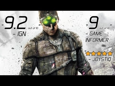 Blacklist 101 Trailer | Splinter Cell Blacklist [NORTH AMERICA]