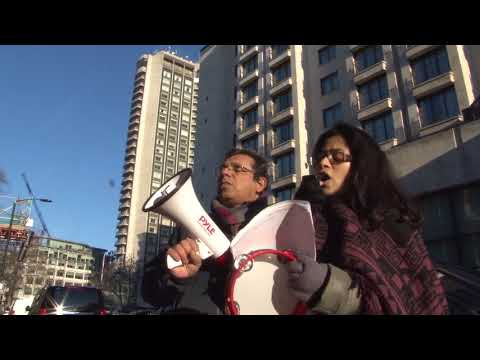 Protest against GCM - Bengali version