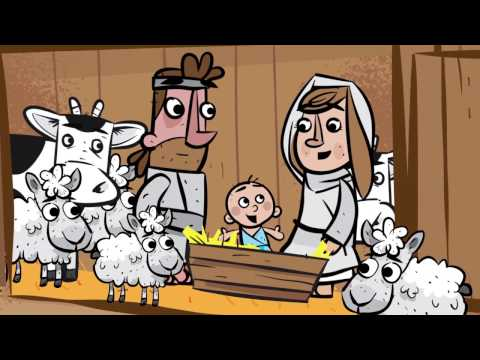The Story of Christmas (Jesus is Born)