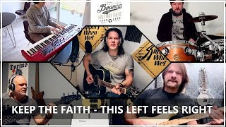 BOUNCE Bon Jovi Tribute Band - Keep The Faith (This Left Feels Right Version)