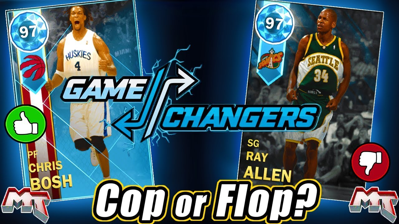 Download NBA 2K18 MYTEAM - GAME CHANGERS COLLECTION REVIEW! COP OR FLOP? WHICH CARDS ARE WORTH BUYING?