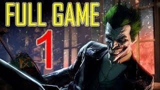 Batman Arkham Origins Walkthrough Part 1 PS3 GAMEPLAY let
