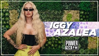 Iggy Azalea - New Music, Appreciation For Migos, And More!