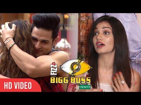 Priyank Sharma Girlfriend Divya Agarwal Reaction On Bigg Boss 11 | Priyank Sharma | Bigg Boss 11