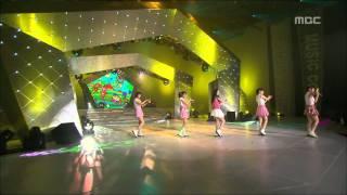 KARA - Rock U, 카라 - 락 유, Music Core 20080726