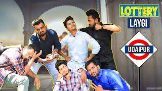 Lottery Laygi || Udaipur Trip - Kaminey Frendzz