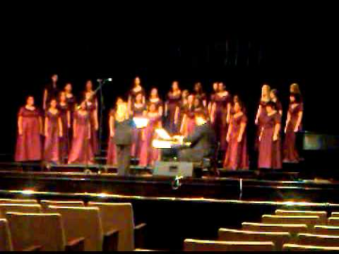 John Handley High School Cantate Domino