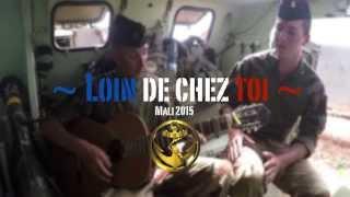 ~ Loin De Chez Toi (version studio) / Mali 2015  ~