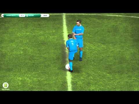 """Let's Play: Fussball Manager 13 [#022] - """"3D-Spiel Chemnitzer FC"""" [deutsch/HD]"""