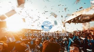 Türk Hava Kurumu Üniversitesi 2016-2017 Mezuniyet Töreni