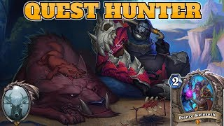 [Legend] Quest Hunter | ASMR or not to ASMR | The Boomsday Project | Hearthstone Guide How To Play