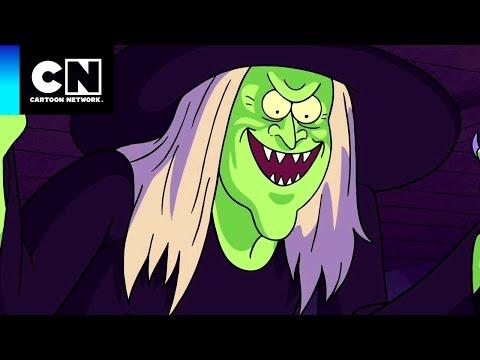 Niños De Chocolate | Un Show Más | Un Halloween No Tan De Terror | Cartoon Network