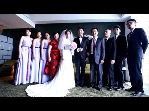 婚禮錄影/2012 5.26  一定會哭的感人婚禮 / W HOTEL
