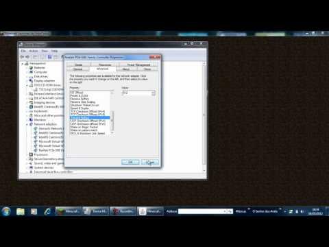 Solução Minecraft - Erro Multijogador: Internal Exception (java.net.socketexception)