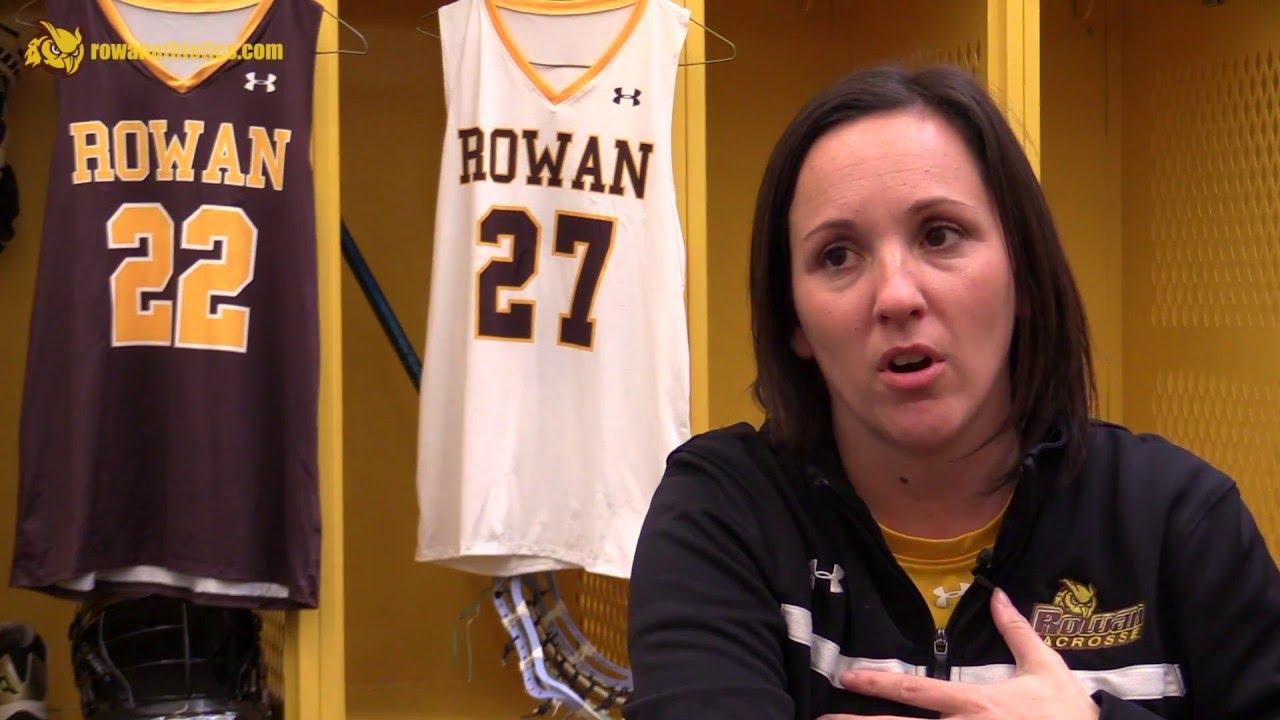 2016 Rowan Women's Lacrosse - Season Preview - YouTube